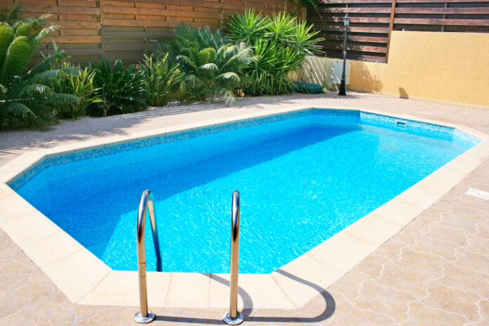 how to level ground for pool